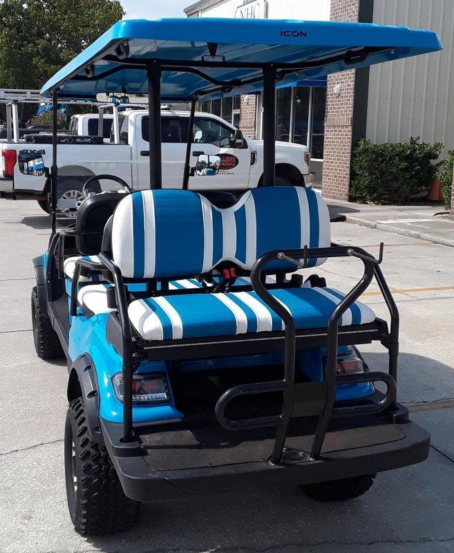 2019 ICON i60L Golf Cart
