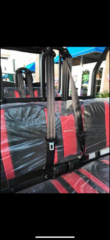2021  Bintelli Beyond LSV Golf Cart