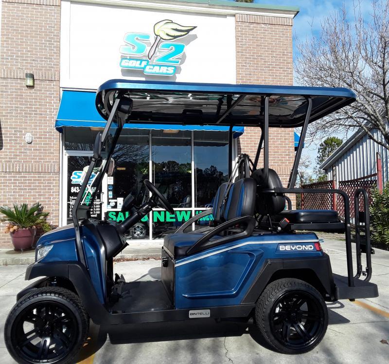 2021 Bintelli 4-seat standard Golf Cart