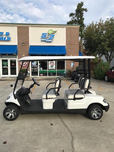 2020 ICON I40F Golf Cart