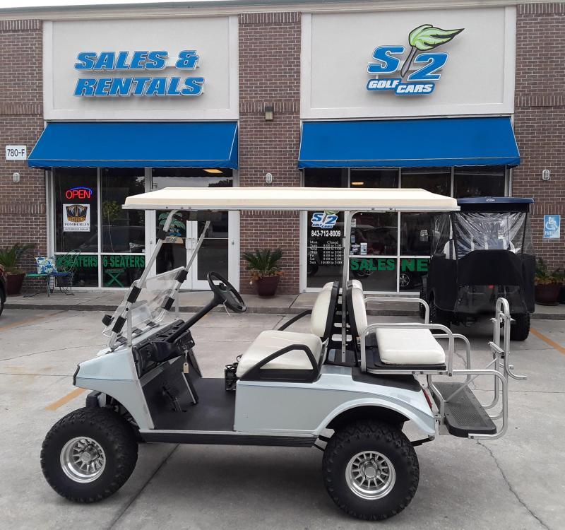 2003 Club Car Lifted 4 seat Golf Cart