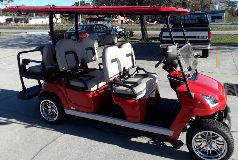 2021 Star Electric Vehicles EV 6 Seat Standard Golf Cart