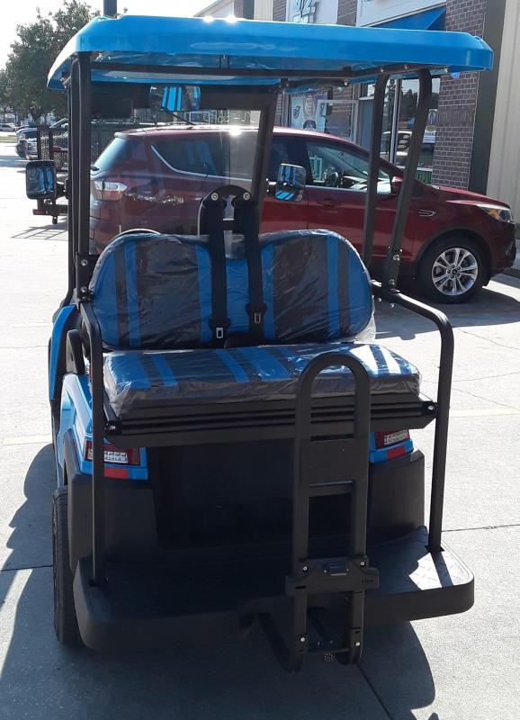 2022 Bintelli LSV4P Golf Cart