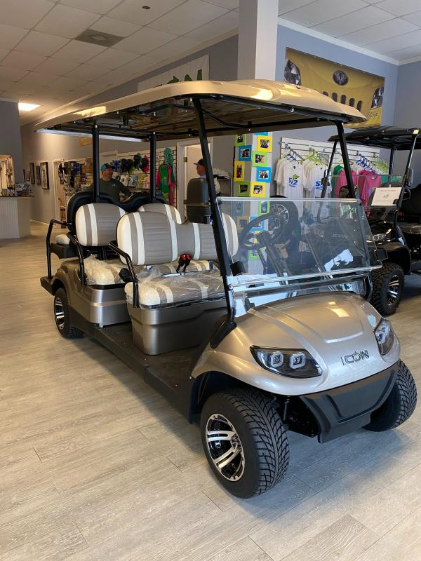 2020 ICON I60 Golf Cart
