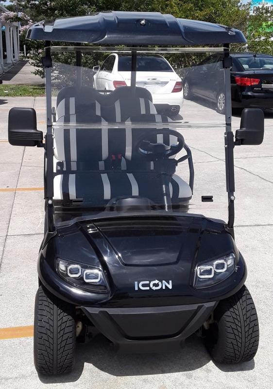 2021 ICON i60 Golf Cart