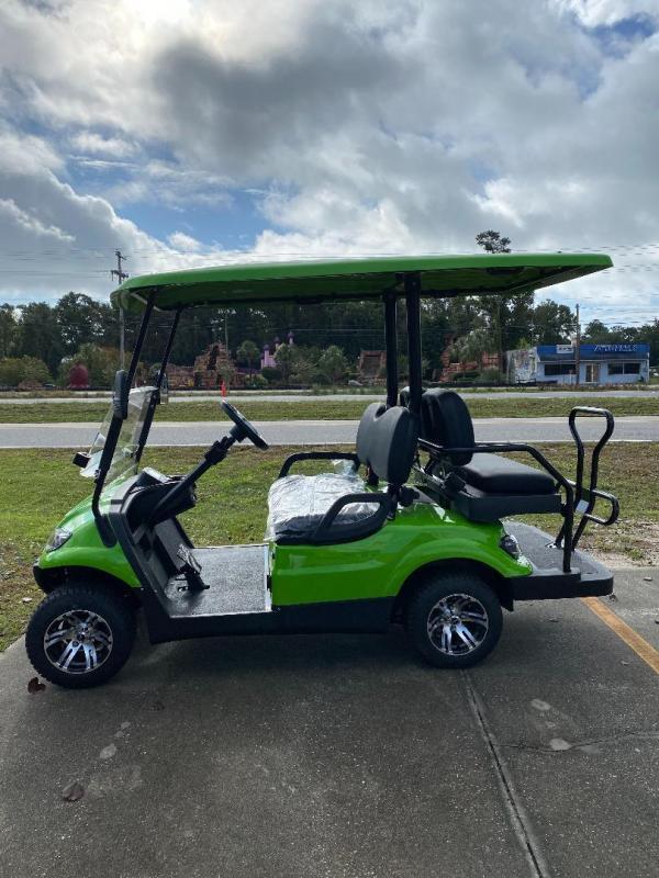 2020 ICON I40 Golf Cart