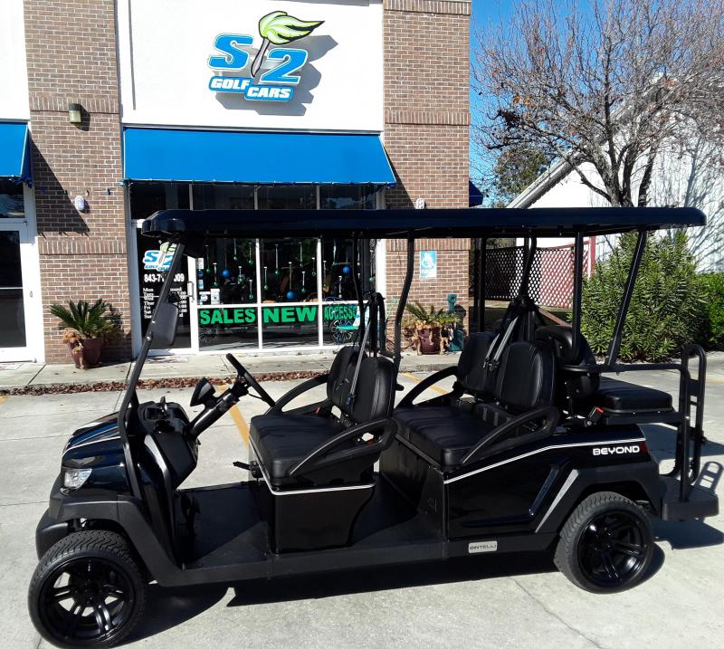 2021 Bintelli Beyond 6PR Golf Cart