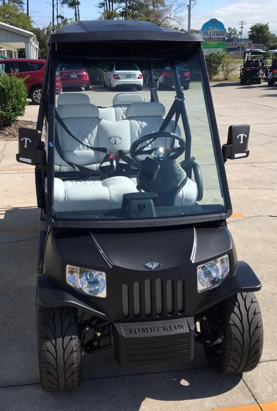 2022 Tomberlin SS Saloon E4 Golf Cart