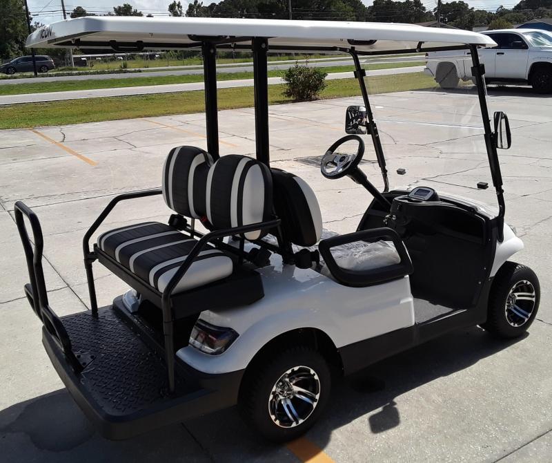 2021 ICON i40 Golf Cart