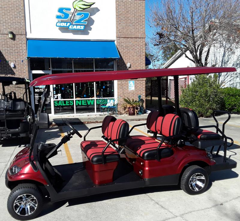 2021 ICON i60 Golf Cart