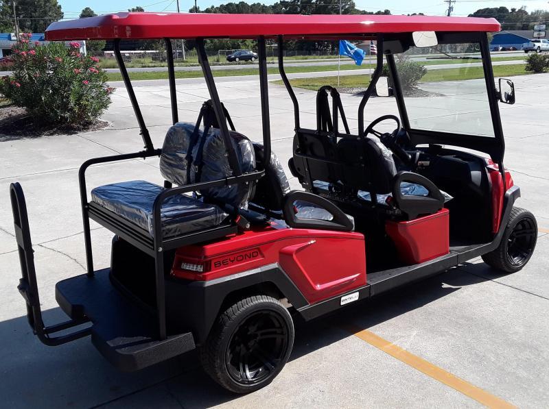 2022 Bintelli LSV6P Golf Cart
