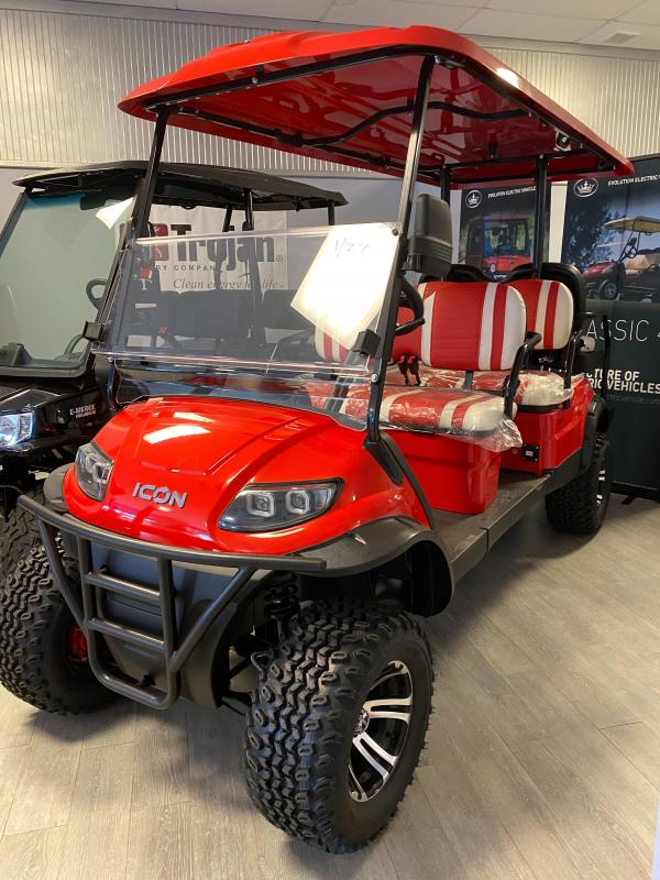 2020 ICON I60L Golf Cart