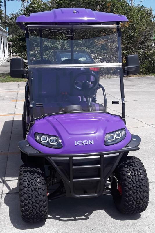 2021 ICON i60L Golf Cart