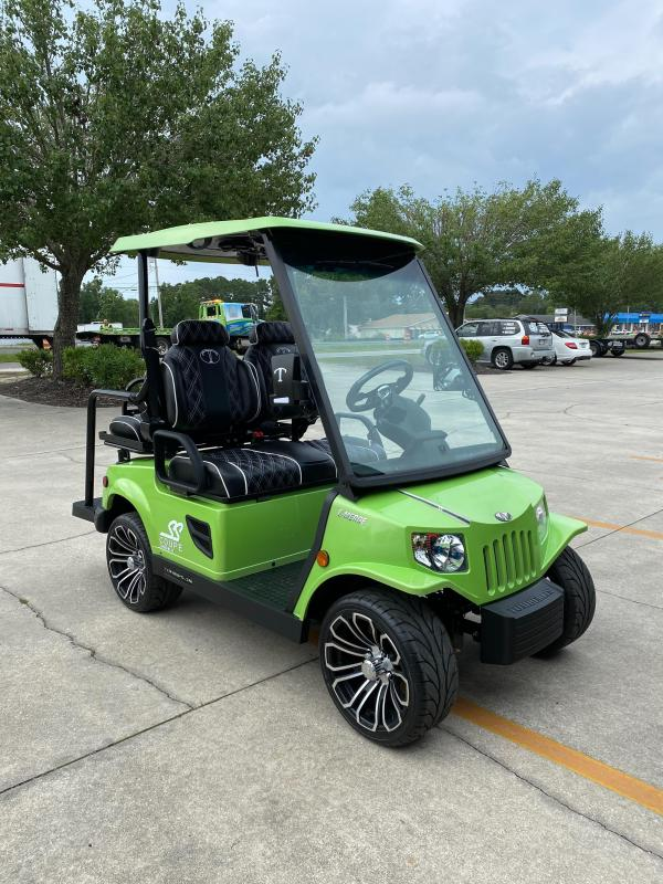 2021 Tomberlin SS Coupe Golf Cart
