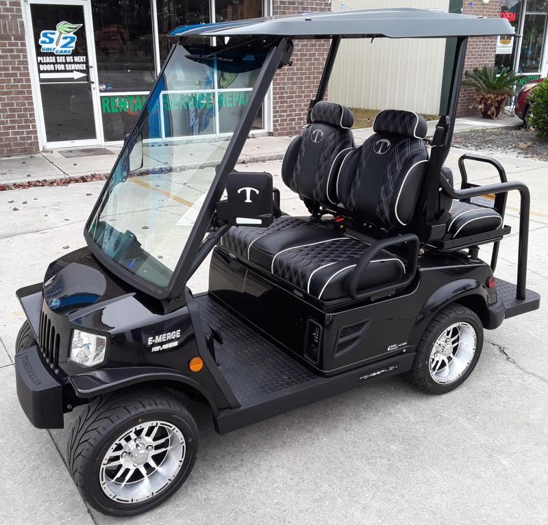 2021 Tomberlin E2 Revenge Golf Cart