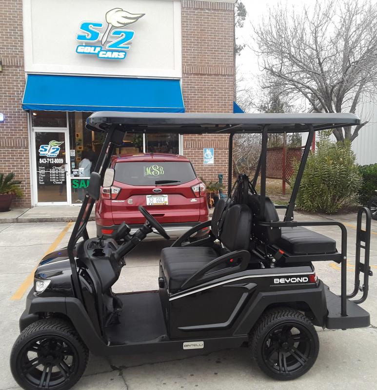 2021 Bintelli LSV4P Golf Cart