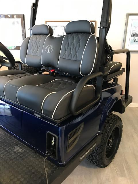 2021 Tomberlin E2 SS Coupe Golf Cart