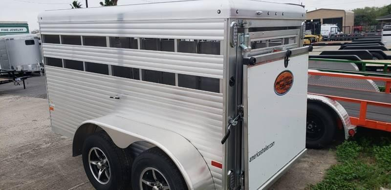 2020 Sundowner 5 x 10 Mini Livetock Trailer