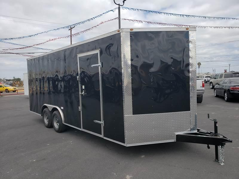 2021 Deep South 8.5 x 20 Enclosed Cargo Trailer