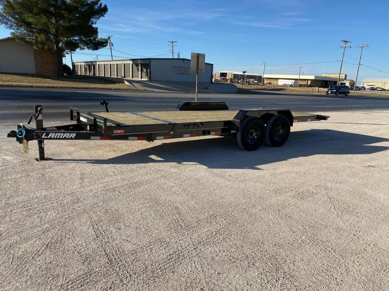 2020 Lamar Trailers Equipment Tilt (TD) 14K - 16K Equipment Trailer