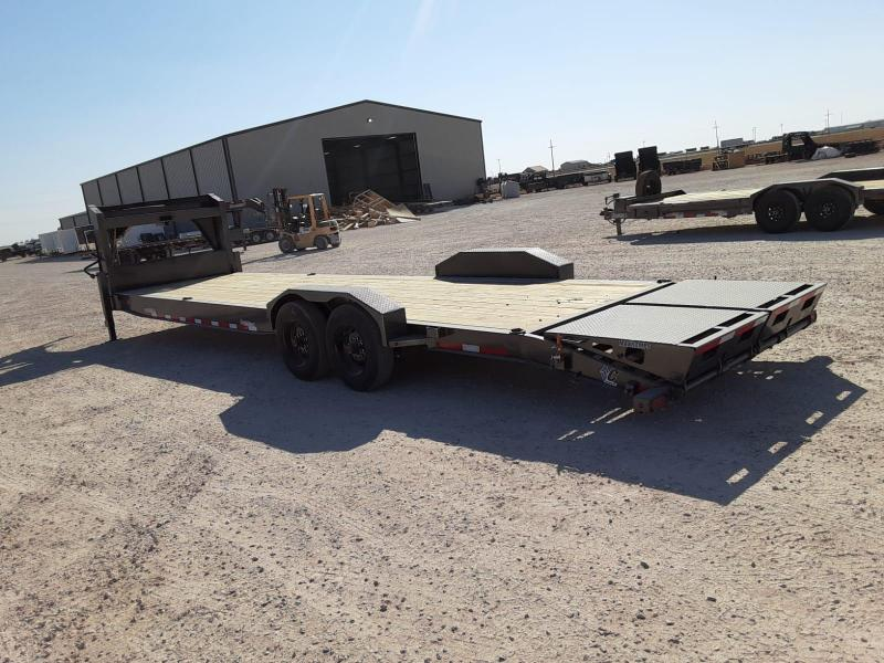 2021 Diamond C Trailers 30x80 Equipment Trailer