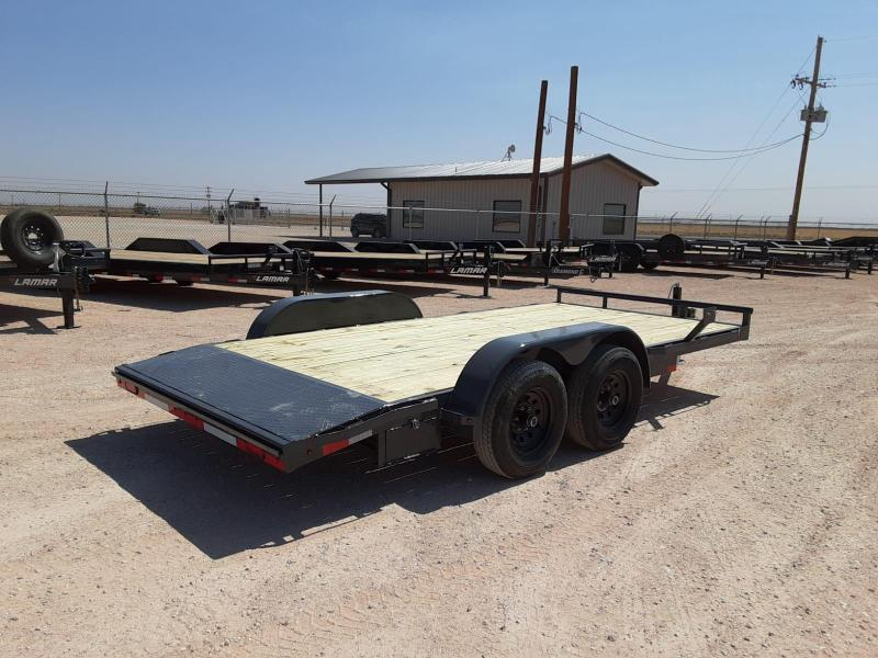 2021 Lamar Trailers 93x16 Car / Racing Trailer