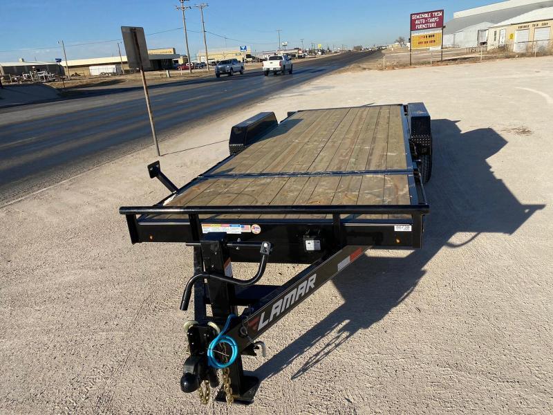 2020 Lamar Trailers Equipment Tilt (TD) 14K - 16K Equipment Trailer