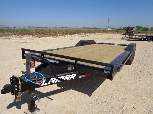 2021 Lamar Trailers H6 102X22 16K HD Equipment Trailer