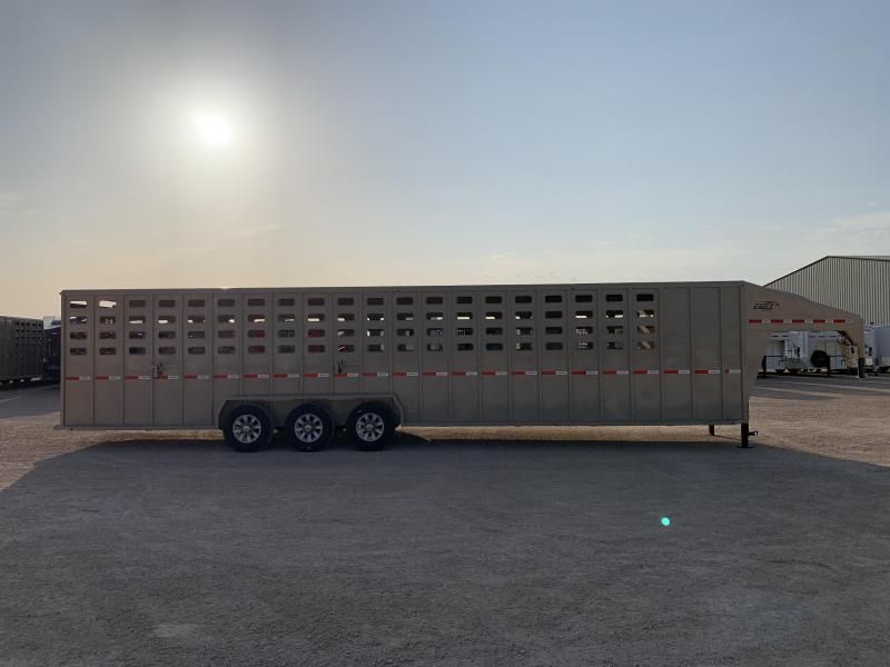 "2022 Maxxim Industries 36' x 6' 8"" Livestock Trailer"
