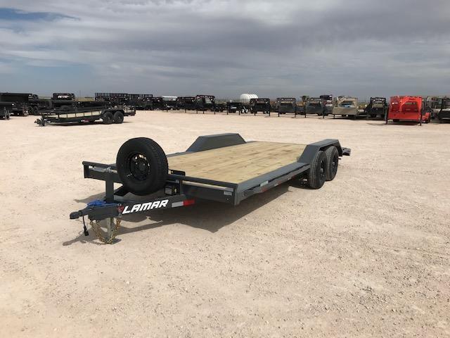 """2021 Lamar Trailers 102"""" x 20' Car / Racing Trailer"""