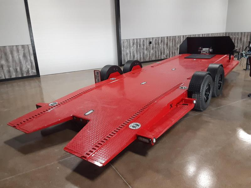 2020 MAXXD 24' Car / Racing Trailer