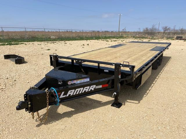 "98314 2021 102"" x 24' Lamar HD BP Deck-over Tilt 14k"