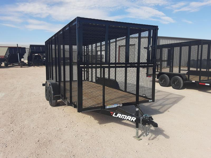 2020 Lamar Trailers 77x16 Trash Trailer 7k Other Trailer