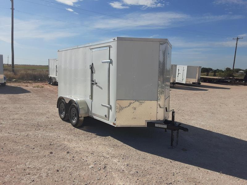 2020 Lark 6x10 7k Enclosed Cargo Trailer