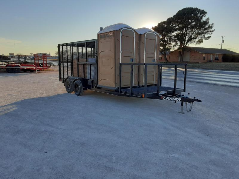2020 Lamar Trailers 83X20 Combo 7K Other Trailer