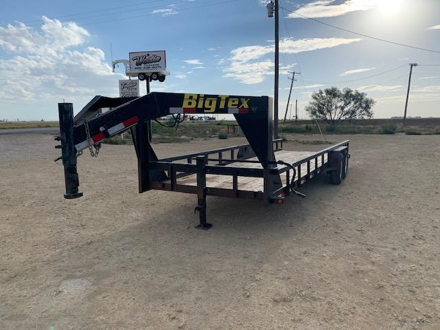 "2014 Big Tex Trailers 83""x24' Utility Trailer"