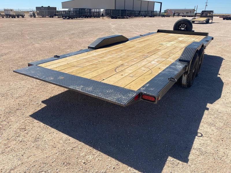 "2020 Diamond C Trailers 83"" x 22' Equipment Trailer"