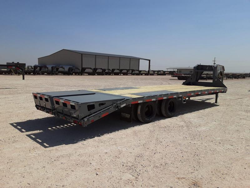 2021 Diamond C Trailers 28x102 Flatbed Trailer