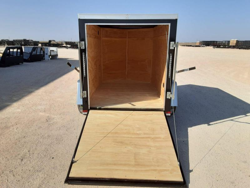 2021 Lark 5x8 Enclosed Cargo Trailer