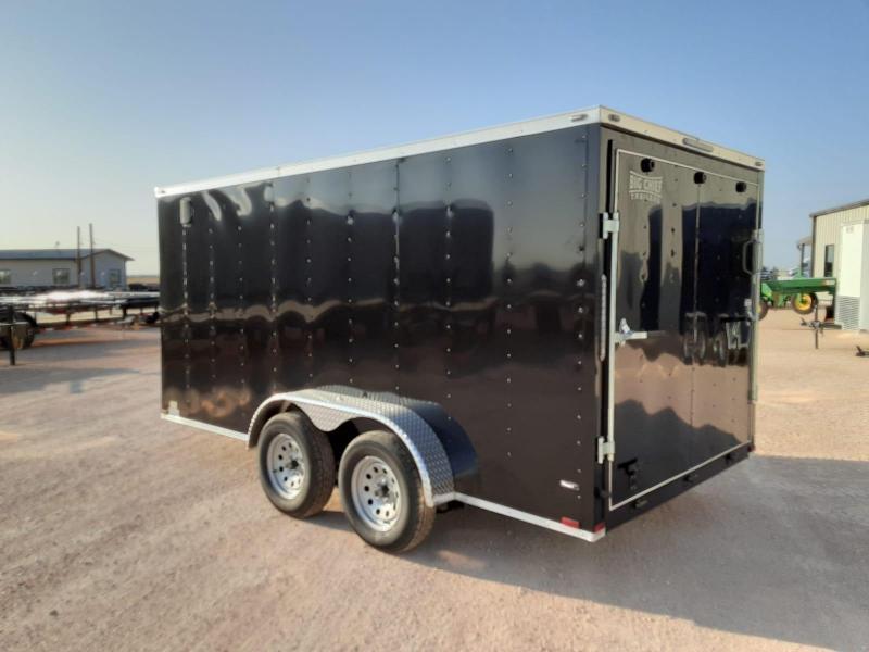 2021 Lark 7X14 Enclosed Cargo Trailer