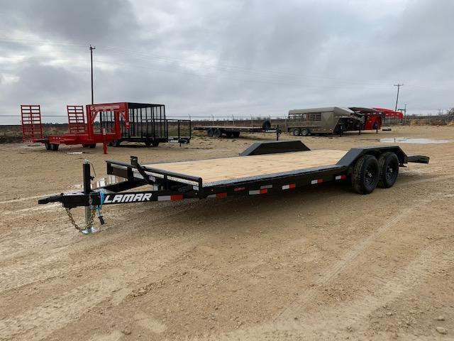 "2021 Lamar Trailers 102"" x 22' Car / Racing Trailer"