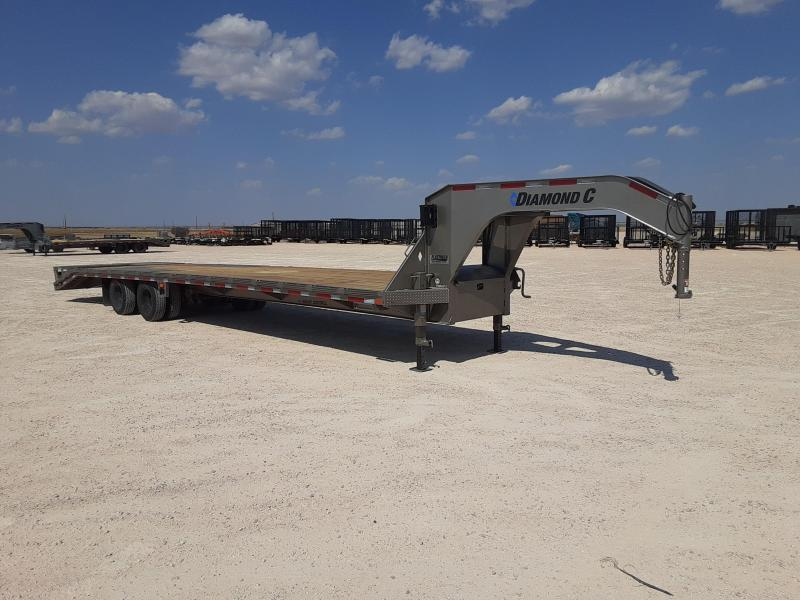 2021 Diamond C Trailers 35X102 Equipment Trailer