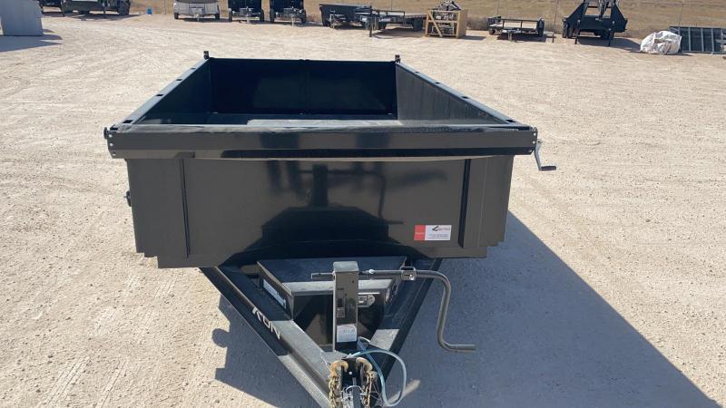 2020 X-On Trailers Low-Pro Dump (DL) 14K - 21K Dump Trailer
