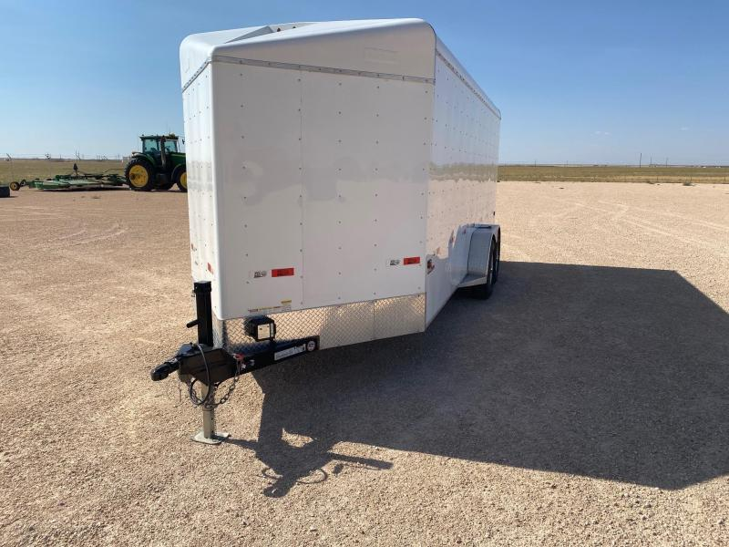 2019 GR Trailers GR Enclosed 7X20 Enclosed Cargo Trailer