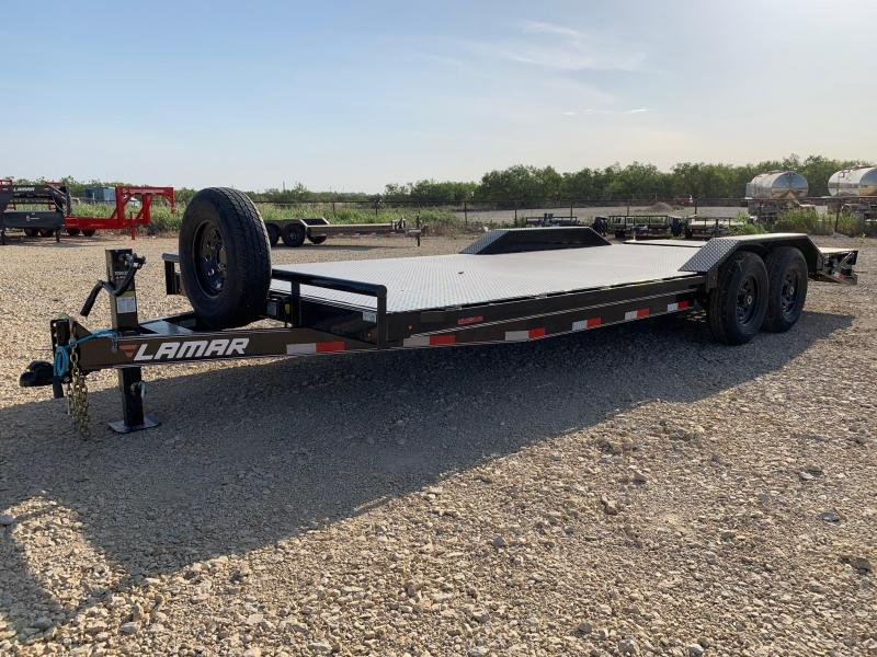 "2020 Lamar 102"" x 22' Equipment Trailer"