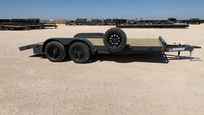 2022 Lamar Trailers 83x16 Car / Racing Trailer