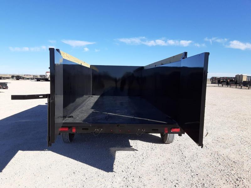 2021 Diamond C Trailers 16x82 Telescopic Dump Trailer