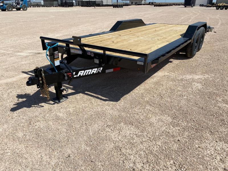 2021 Lamar Trailers 102x20 14k Equipment Trailer