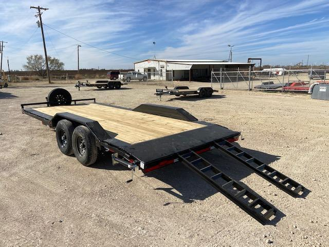 "94721 2021 102"" x 20' Lamar Equipment Hauler 14k"