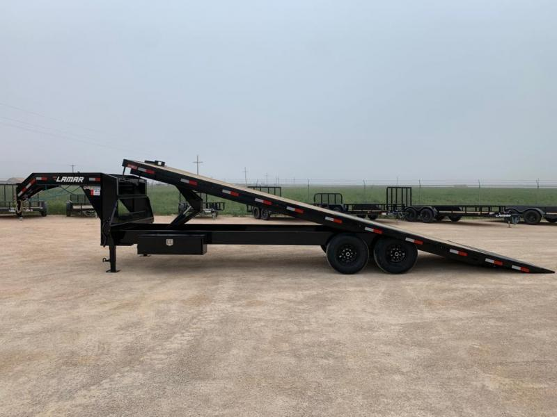 2020 Lamar Trailers HD Deck-Over Tilt (FA) 14K Equipment Trailer